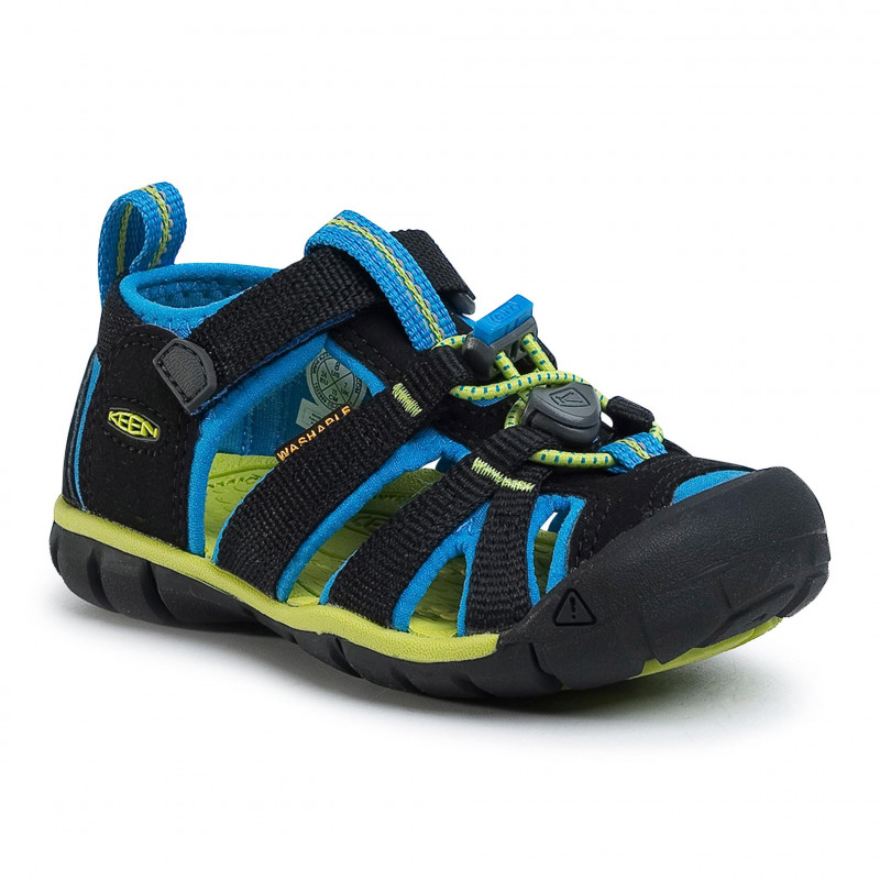 KEEN SEACAMP II CNX BLACK/BRILLIANT BLUE