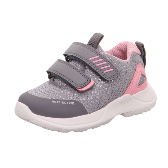 Superfit RUSH 0-609207-2600 HELLGRAU/ROSA